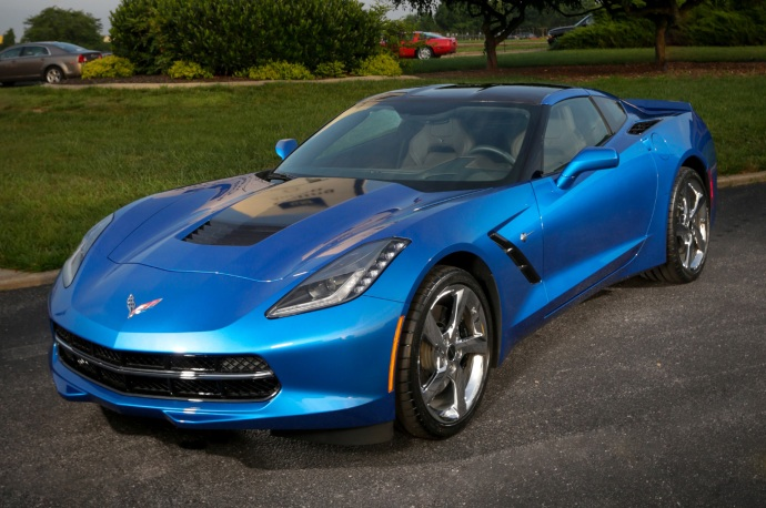 2014 Chevrolet Corvette Stingray Rated at 29 MPG - Rumor Central